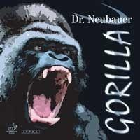 Dr Neubauer Gorilla Anti Spin rubber blade table tennis