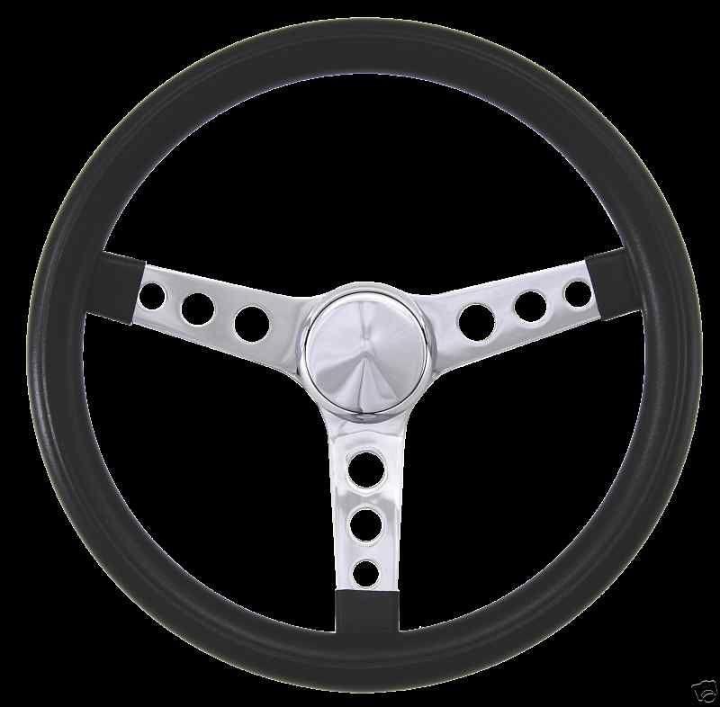 Harley Davidson Golf Cart Custom Grant Steering Wheel
